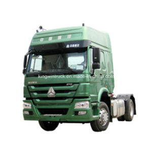 Sinotruk HOWO Brand 4X2 Tractor Head Truck pictures & photos