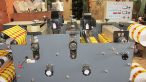 Rtqh-320 Rotary Die Cutter with 2 Station and Turrent Rewinding pictures & photos