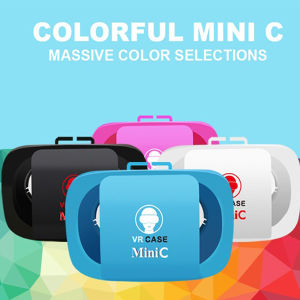 New Vr Box Case Mini Virtual Reality 3D Glasses pictures & photos