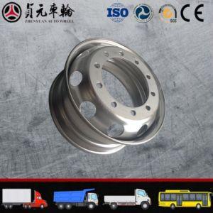 Truck Steel Wheel Rim Zhenyuan Auto Wheel (7.50X22.5)