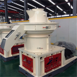 1.2t Ring Die Vertical Dobule Sizes Grass Wood Sawdust Alfalfa Bamboo Pellet Press Machinery Price pictures & photos