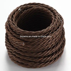 3-Conductor Cloth Covered Wire (BYW-8002) pictures & photos