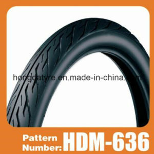 OEM Accepted High Quality 275-18 Motorcycle Tire pictures & photos