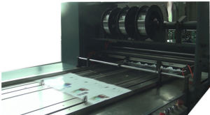 Paper Ruling Machine Reel to Sheet Diary Notebook Student Exercise Book Production Line pictures & photos