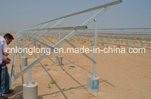 High Quality Solar Bracket with Min 60um for Long Life Guarantee Ll-Se-02 pictures & photos