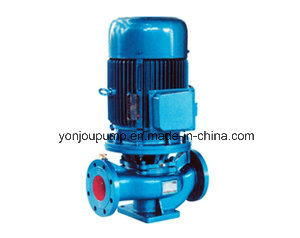 Isg Series Anti-Explosion Booster Pipe Centrifugal Pump, Inline Centrifugal Pump, Hot Water Inline Pump pictures & photos