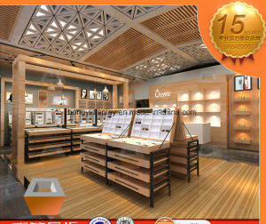 Professional Display Fixtures/Showcases Factory for Eyewear/Sunglass Shop Design pictures & photos