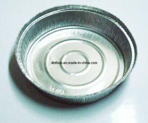 Aluminum Foil Round Container (DF-AL-FC2)