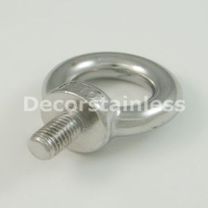 Stainless Steel M6 277 Shoulder Eye Bolt pictures & photos