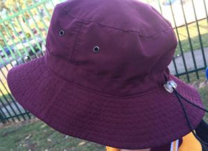 Fashion Fisherman Hat Embroidered Beach Cap Bucket Hat pictures & photos