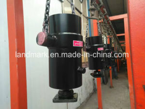 Hydraulic Cylinder RAM -1200mm Stroke, 6 Stage/ Hydraulic RAM for Tipper Trailer pictures & photos