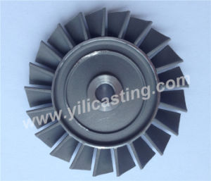 Nickel-Base Alloy Castings Used for Outboard Engine