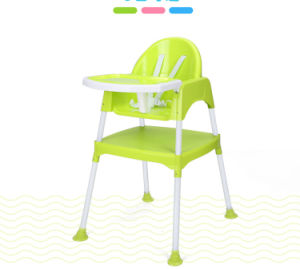 China Wholesale Baby Dining Chair Sitting Functional Table Desk High Chair pictures & photos