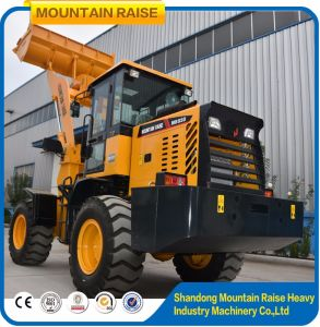 Farm Machinery New Design Mini Wheel Loader for Farm pictures & photos