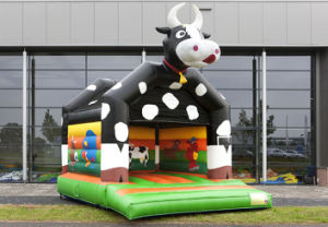 Adults Bouncy Castle, Adult Inflatable Bouncer, Cow Inflatable Jumper pictures & photos