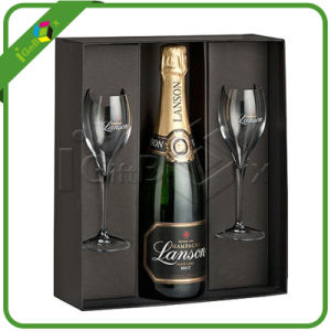 Paper Wine Packaging Glass Cardboard Gift Boxes pictures & photos
