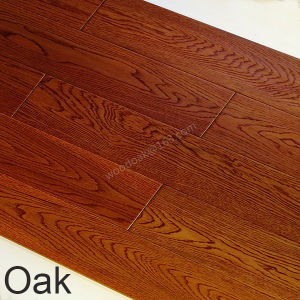 Wood Flooring Oak Engineered Hardwood Flooring with Different Color