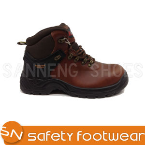 Hot Selling Industry Safety Shoes with Steel Toe Cap pictures & photos