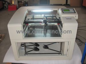 540 Professional China Glass CO2 Brick Laser Cutting Machine with Ce pictures & photos