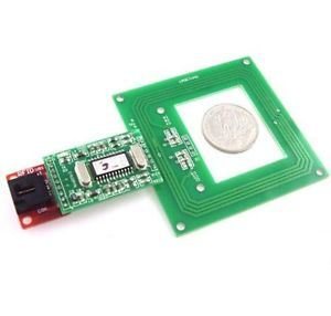 13 56 RFID Shield Module Kit with 4 Tags Arduino Compatible