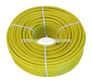 Red Color Wrapped Cover High Pressure Washer Hose pictures & photos