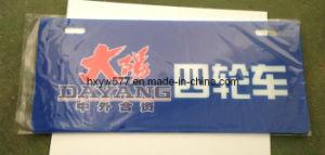 PVC License Plate Hx-L11 pictures & photos