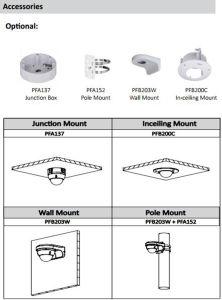 Dahua 8MP IR Dome Network CCTV Camera (IPC-HDBW5830R-Z) pictures & photos