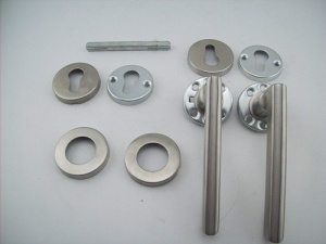 High Quality Stainless Steel Door Handle Wt-87 pictures & photos