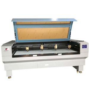 Cutting Machine Laser Engraving Machine with Two Head pictures & photos