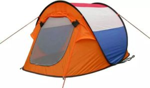 2 Persons 190t Polyester Camping Tent/ Pop up Tent