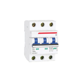 Isolator Switch ELCB Electrical Circuit Breakers Mini Circuit Breaker pictures & photos