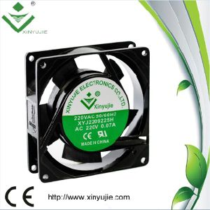 92*92*25.5mm AC Cooling Fan Made in China 2016 Hot Selling Metal Fan pictures & photos