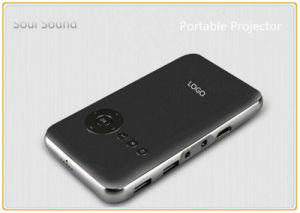 Mini Smart Pocket Projector with WiFi Bluetooth HD Display (T6)