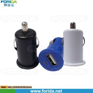 2.1A Output Single USB Car Charger for Smartphone