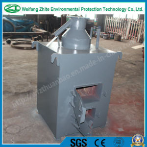 Smokeless and Harmless Treatment Waste Incinerator for Medical Waste/Animal Cremation pictures & photos