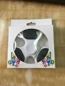 Bluetooth Hand Spinner. Bluetooth Fidget Spinner, Bt Spinner, Bt Hand Spinner, Bluetooth Speaker Hand Spinner pictures & photos