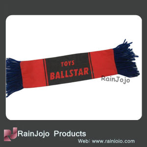Cheap Sublimated Printing Satin Fan Scarf pictures & photos