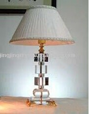 Modern European Crystal Table Lamp pictures & photos