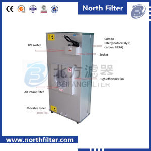 Activated Carbon Industrial Cleaner in Air Purification pictures & photos