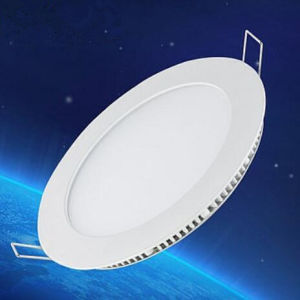 Aluminum Ultra Thin Square and Round 3W 4W 6W 9W 12W 15W 18W LED Panel Light