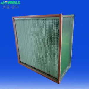 Aluminum Foil Separator High Temperature Air Filters pictures & photos