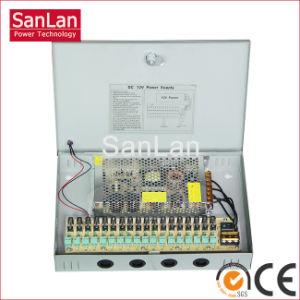 12V 17A CCTV Power Supply Box 12V (SL-200-12)