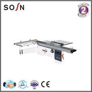 Double Saw Blade Cutting Machine Tilting Precision Panel Saw pictures & photos