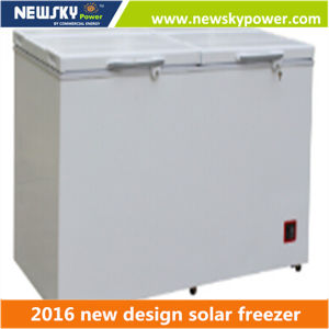 Factory Sale Used Deep Freezers for Sale Freezer 12 Volt pictures & photos