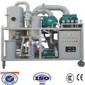 Good Performance Lubricant Oil Purification Machine pictures & photos
