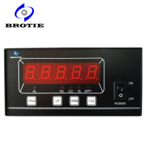 Brotie Percentage O2 N2 Analyzer pictures & photos