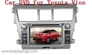 Car DVD Player with TV/Bt/RDS/IR/Aux/iPod/GPS for Toyota Vios pictures & photos