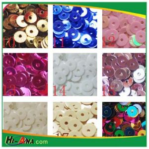 Hi-Ana Sequin Spangle for Garment pictures & photos