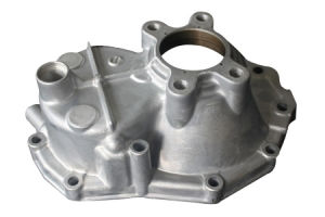 Customized Aluminum Alloy Injection Die Casting for Moulding Auto Parts pictures & photos