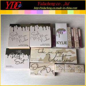 For Kylie Jenner Lip Gloss & Eye Shadow & Blush & Powder Big Box Makeup Set pictures & photos